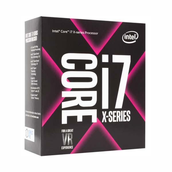 Bộ vi xử lí/ CPU Intel Core I7-7740X (4.3GHz - 4.5GHz) - hakivn