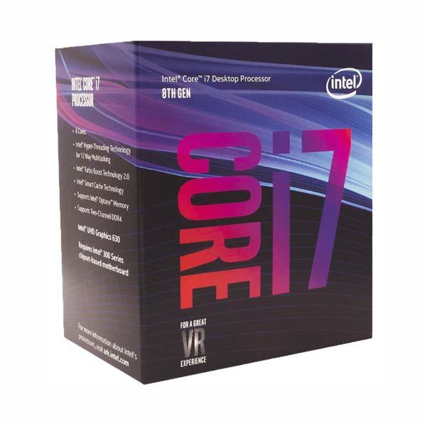 Bộ vi xử lí/ CPU Intel Core I7-8700 (3.2GHz) - hakivn