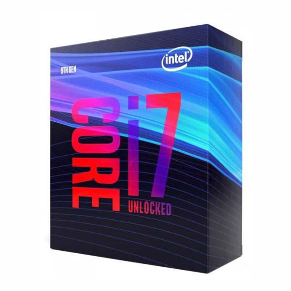 Bộ vi xử lí/ CPU Intel Core i7-9700K (3.6GHz - 4.9GHz) - hakivn