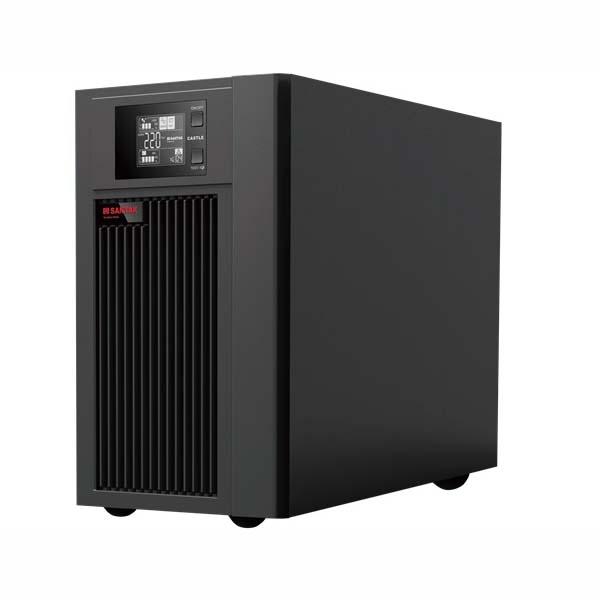 Bộ lưu điện UPS Santak C2K LCD Online - hakivn