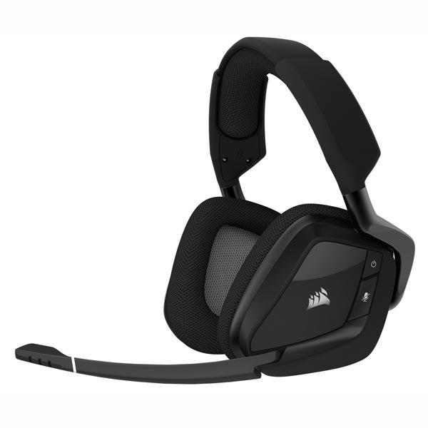 Tai nghe Corsair VOID PRO RGB Wireless Carbon CA-9011152-AP - hakivn