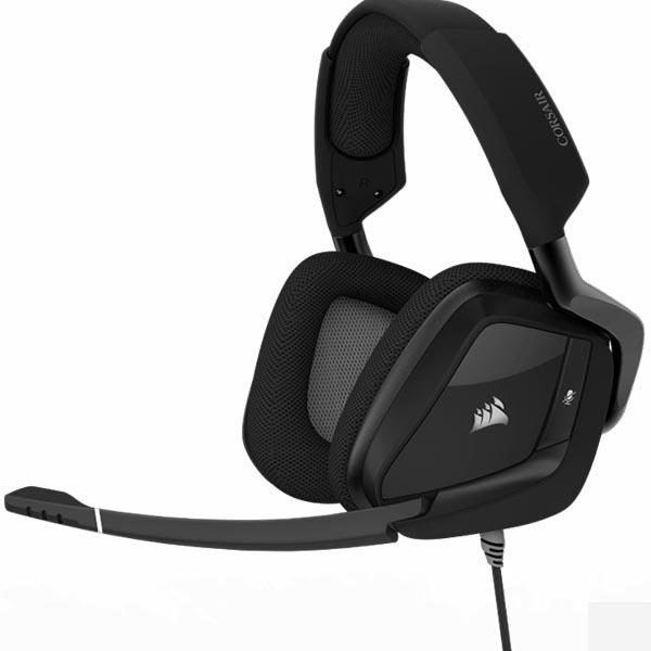 Tai nghe chơi game Corsair VOID PRO USB RGB Carbon CA-9011154-AP - hakivn