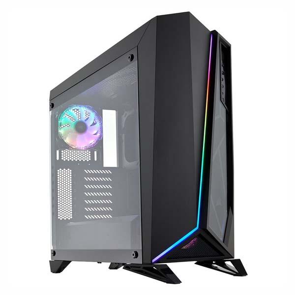 Vỏ máy tính kính cường lực Corsair SPEC-OMEGA RGB Đen CC-9011140-WW - hakivn