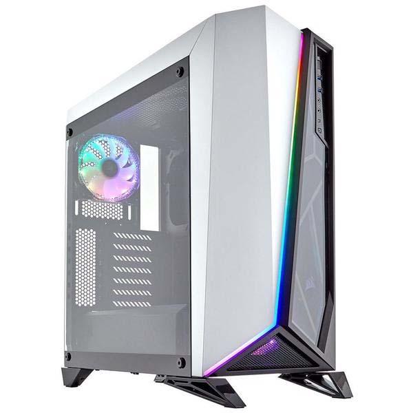 Vỏ máy tính kính cường lực Corsair SPEC-OMEGA RGB Trắng CC-9011141-WW - hakivn