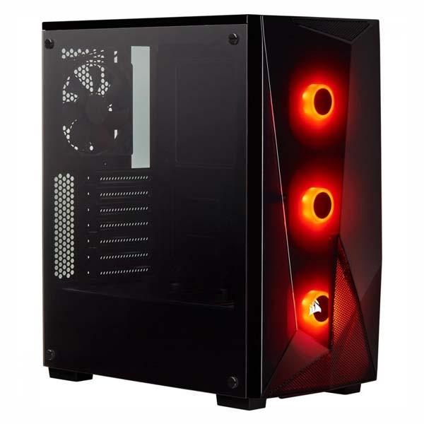 Vỏ máy tính kính cường lực Corsair SPEC-DELTA RGB CC-9011166-WW - hakivn