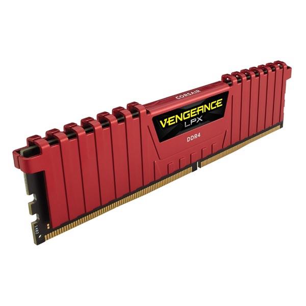 Ram Corsair Vengeance 4GB DDR4 2400MHz CMK4GX4M1A2400C14R - hakivn