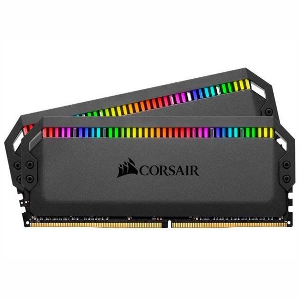 Ram Corsair Dominator Platinum RGB 32GB DDR4 3200MHz CMT32GX4M2C3200C16 - hakivn