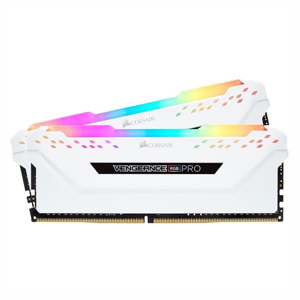 Ram Corsair 16GB (2 x 8GB) C15 Bus 3000Mhz - CMW16GX4M2C3000C15W - hakivn