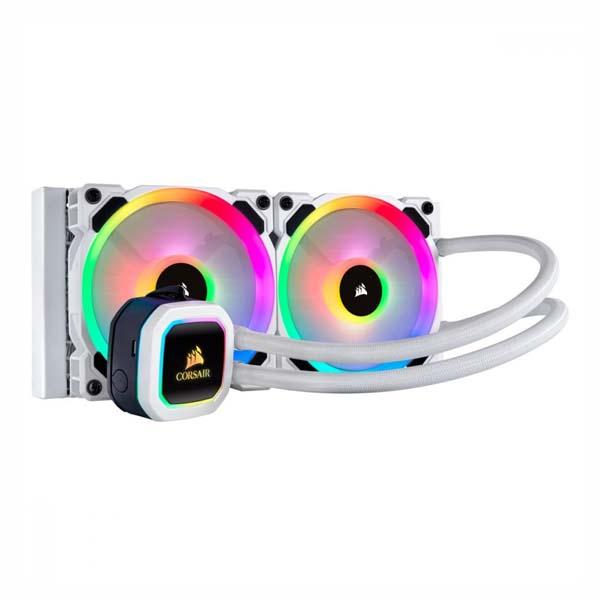 Tản nhiệt nước Corsair Hydro Series H100i RGB PLATINUM SE CW-9060041-WW - hakivn