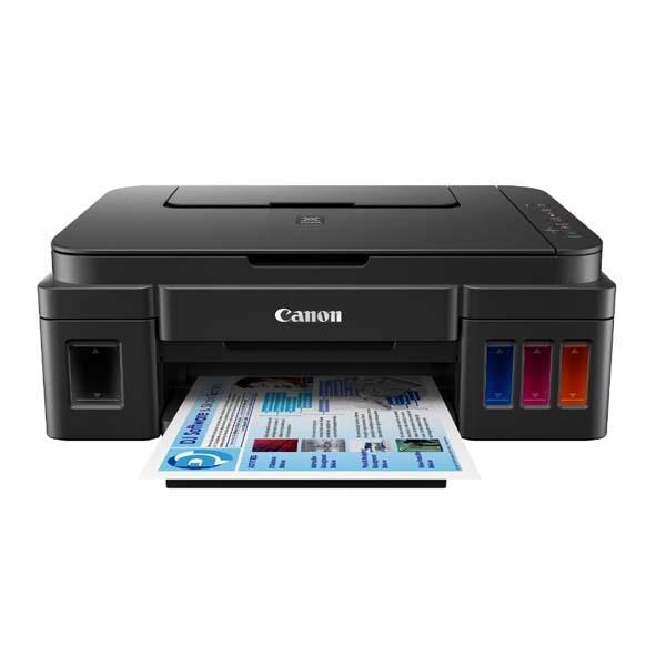 Máy in phun màu Canon PIXMA G3010 (in/scan/copy/Wifi) - hakivn
