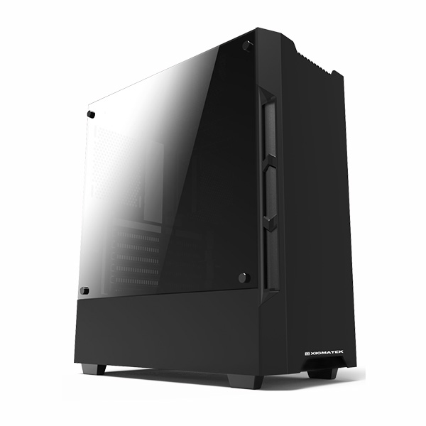 Vỏ Thùng máy XIGMATEK NEMESIS Black (EN42180) - ATX - hakivn