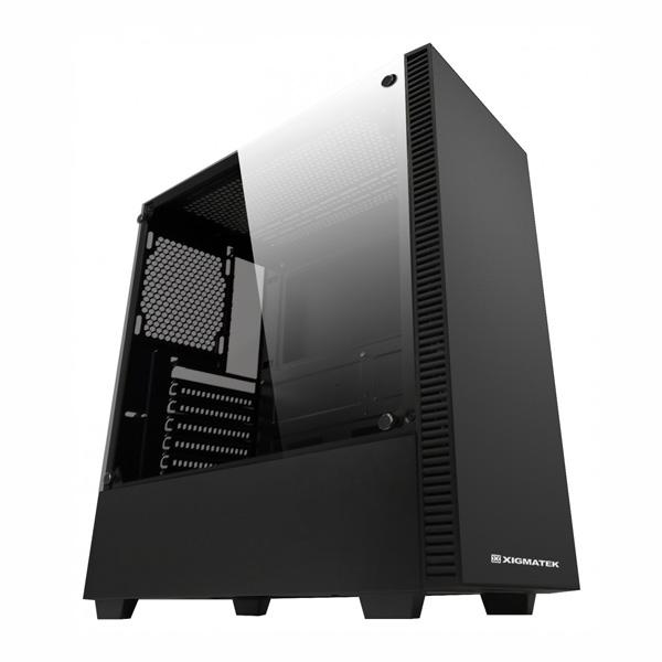 Vỏ Thùng máy XIGMATEK IRIS (EN42227) - ATX - hakivn