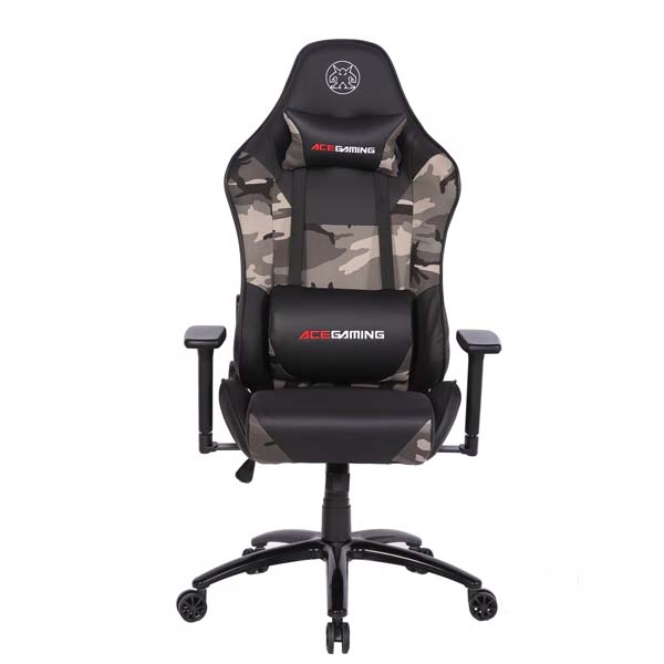 Ghế Ace Gaming Chair - Rogue Series - KW-G6025 (Black/Camo - Limited Edition) Hàng chính hãng - hakivn
