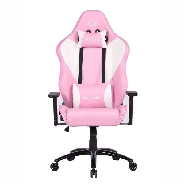 Ghế Ace Gaming Priestess KW-G71 (White/Pink) Hàng chính hãng - hakivn