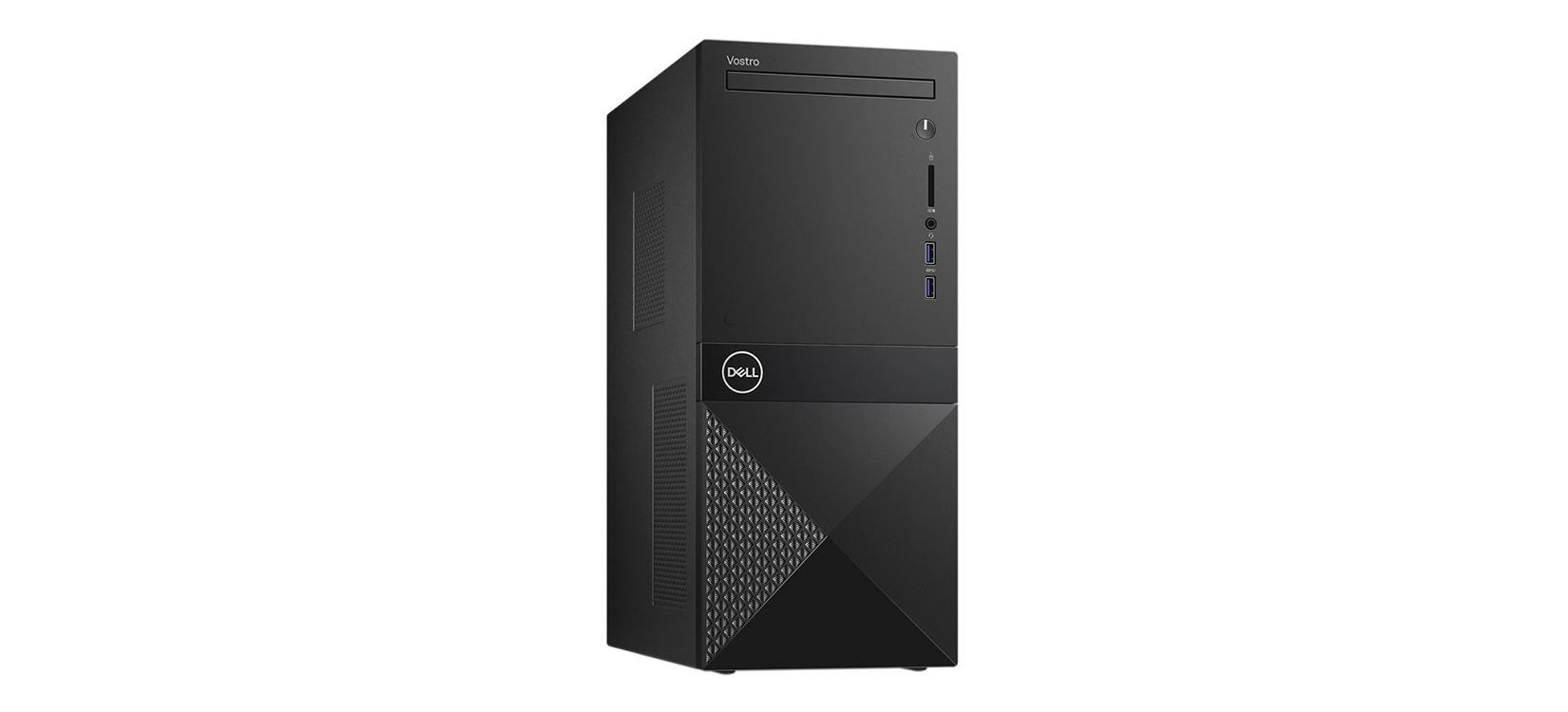 PC Dell Vostro 3671 (i3-9100/4GB RAM/1TB HDD/DVDRW/WL+BT/K+M/Win 10) (42VT370047) - hakivn