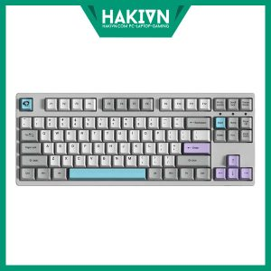 Bàn phím cơ Akko 3087 Silent (Cherry MX Switch) - hakivn