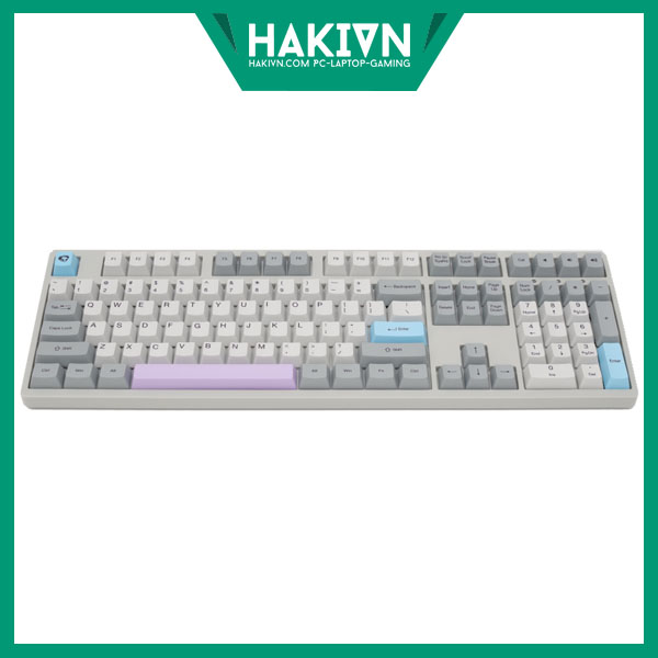 Bàn phím cơ Akko 3108 Silent (Akko Switch) - hakivn