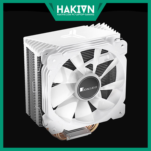 Tản nhiệt khí CPU Jonsbo CR-1000 RGB  White - Trắng