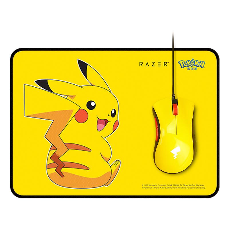 Combo chuột và bàn di Razer Pokémon - hakivn