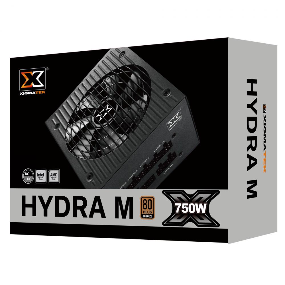Nguồn máy tính Xigmatek HYDRA M 750 EN44221 - 650W 80Plus Bronze - hakivn