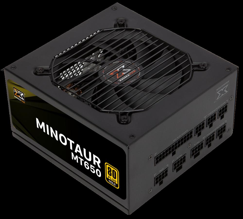 Nguồn máy tính Xigmatek MINOTAUR MT650 - 650W EN42333 - 80PLUS GOLD - hakivn